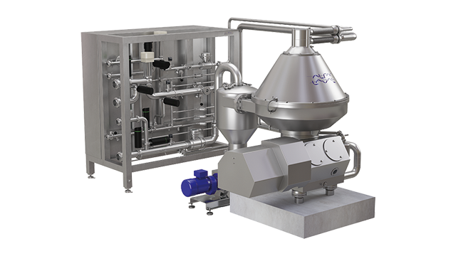 PurePulp 450 - centrifuge for citrus juice processing and pulp removal