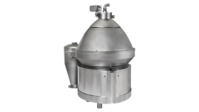 centrifuge for fats and vegetable oil processing industry