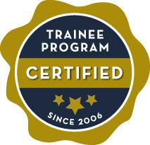 Logotyp Certified Trainee Program