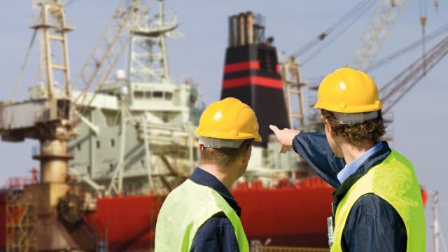 shipyard engineers