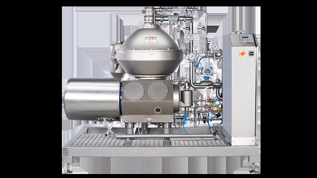 CR 250 - a centrifuge for citrus processing and orange juice