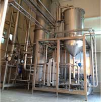 Alfa Laval Dealcoholization equipment