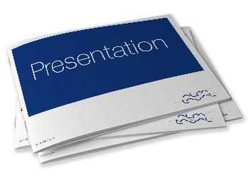 Presentation explaining lube oil cleaning