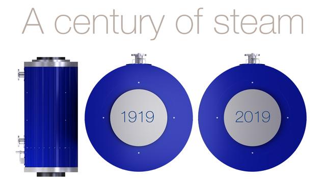 A century of steam