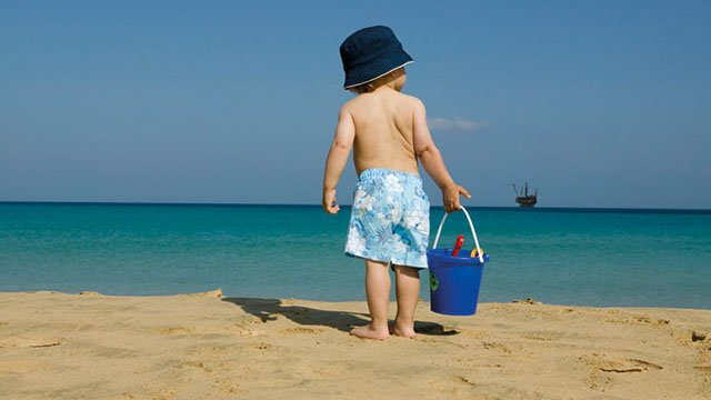 Boy on Beach 640x360