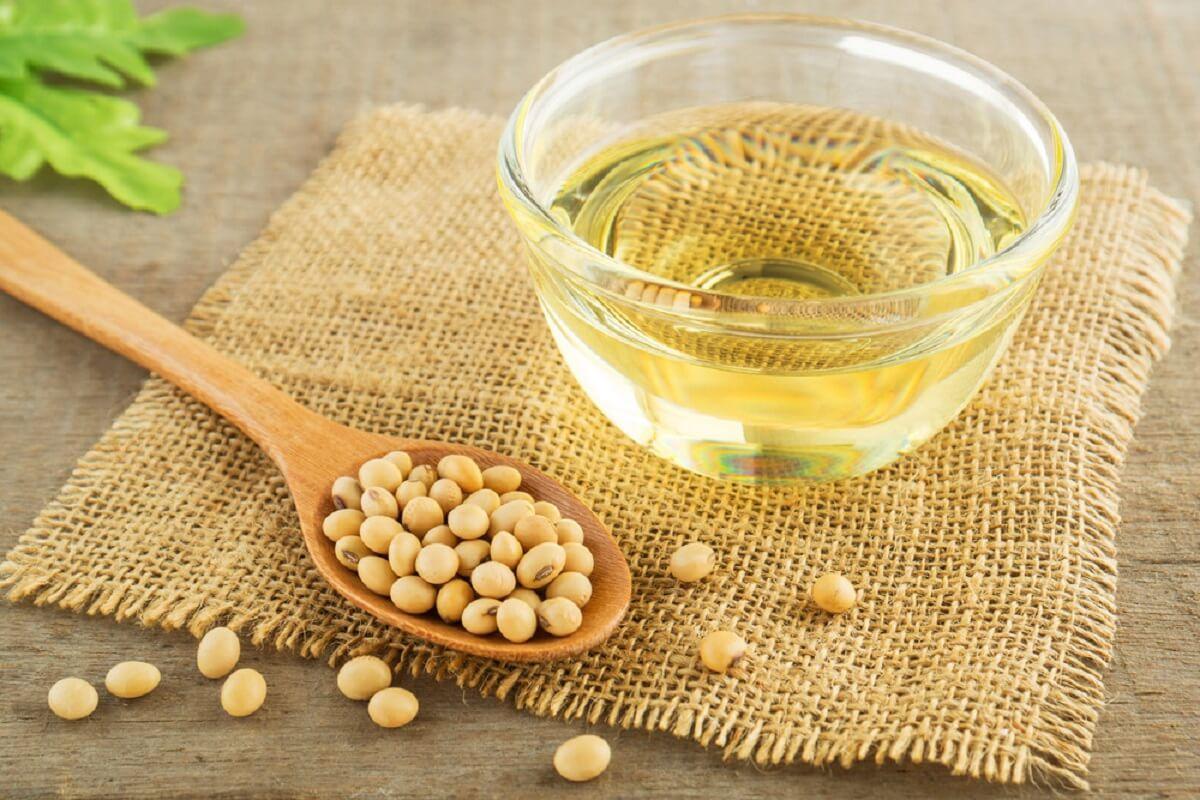 Edible oil Soy beans 1200