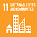 Objetivo 11 de desarrollo sostenible