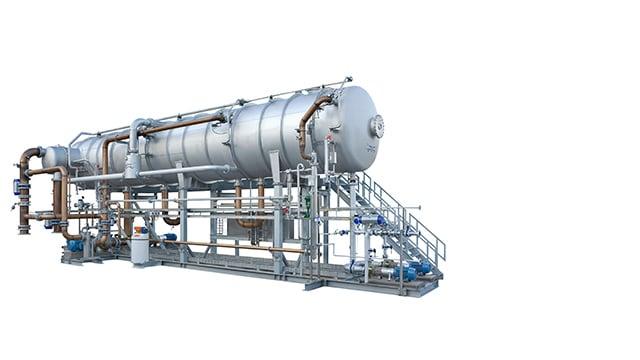 Desalination solution