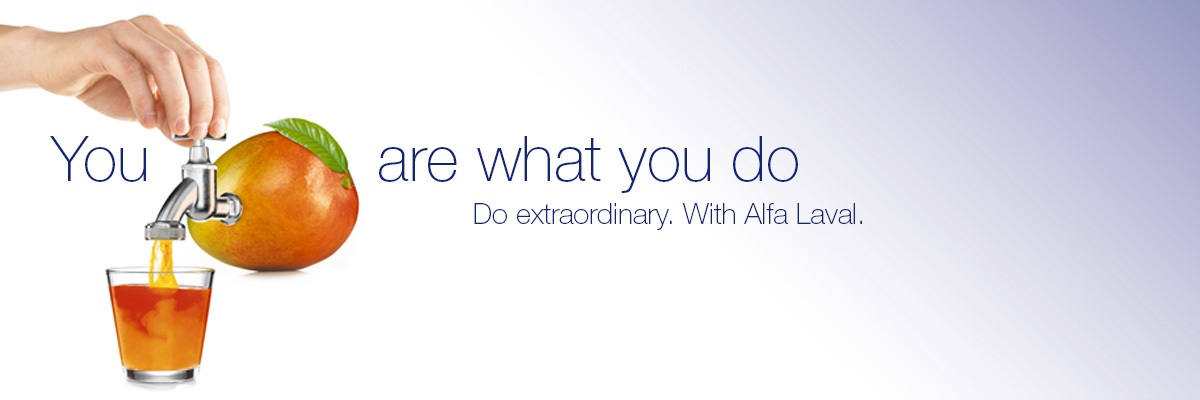 Do extraordinary with Alfa Laval