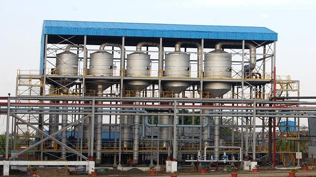 Goadavari Biorefineries Evaprator