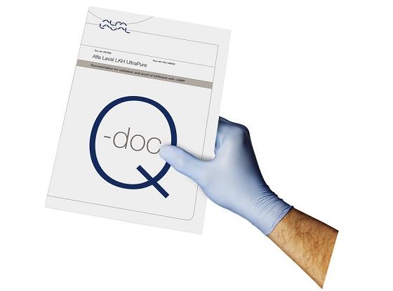 Qdoc hand glove 560X415