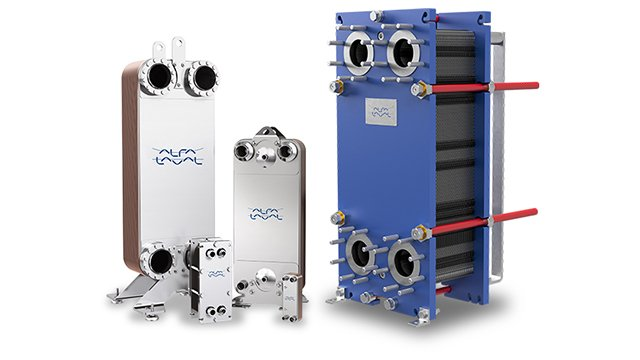 Upgrade to a new plate heat exchanger and get a refund for your old equipment