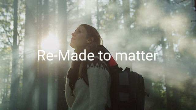 Re Made to matter