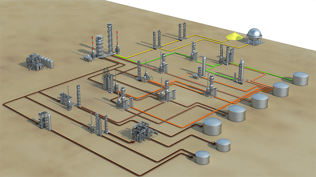 refinery plant applications