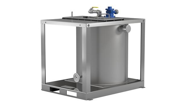 Alfa Laval Vortex Mixmate mixing barrel product image