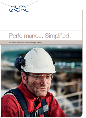 Performance Simplified brochure cover