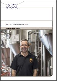 Solutions for craft brewers Brochure