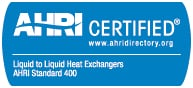 alfa laval ahri performance certification