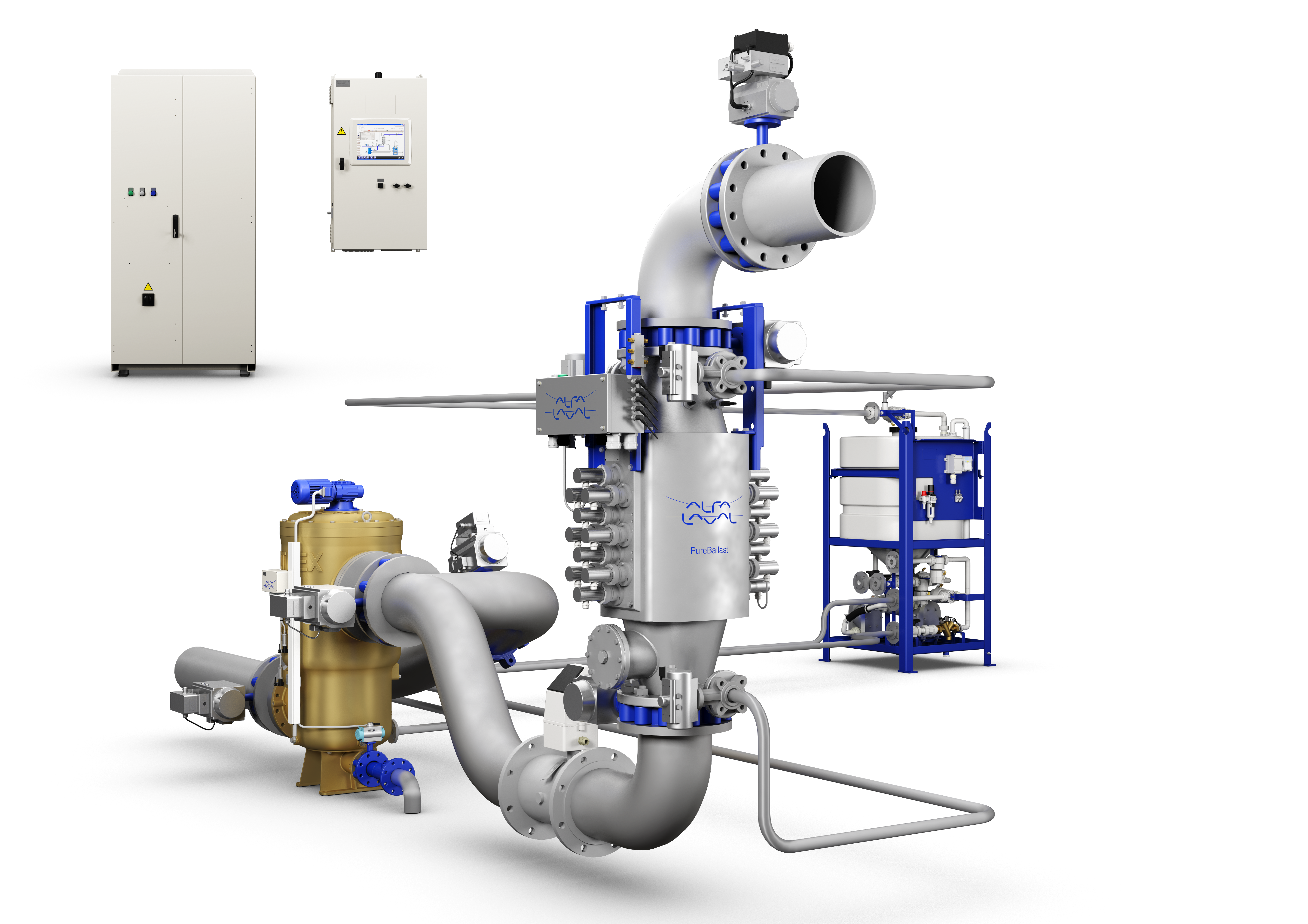 Alfa Laval Alfa Laval Pureballast Approved For Use On