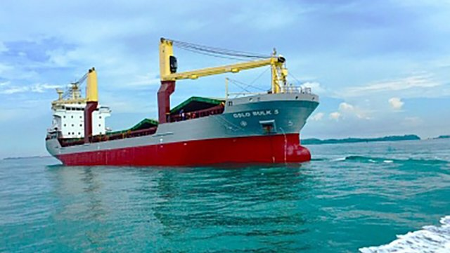 Bulkship Management vessel