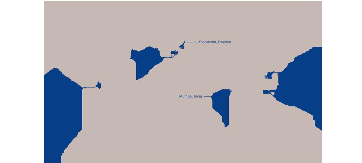 Alfa Laval marine training centres
