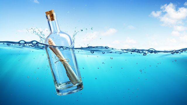 Message in a bottle 640x360