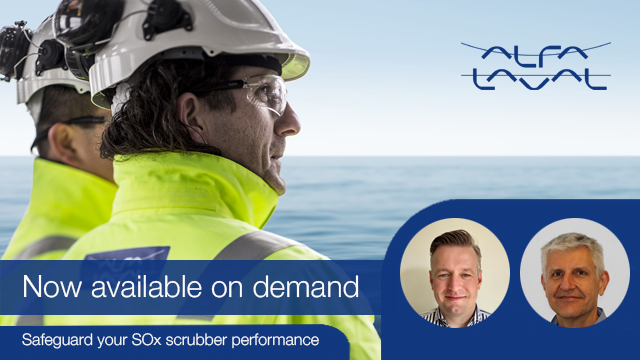 Marine Talks Scrubber Service on demand 640x360