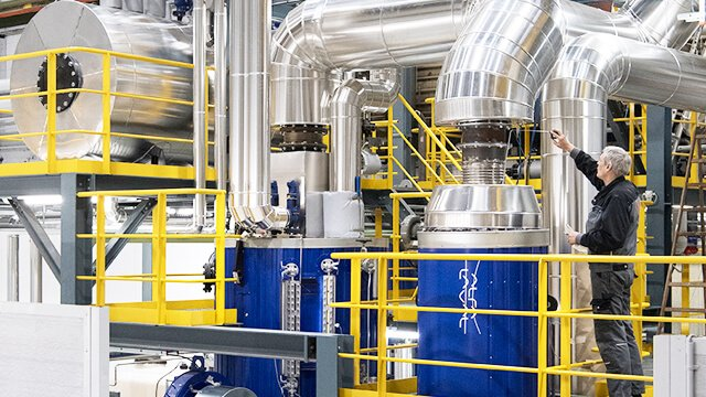 Alfa Laval - Supporting LNG with dual-fuel boilers and more