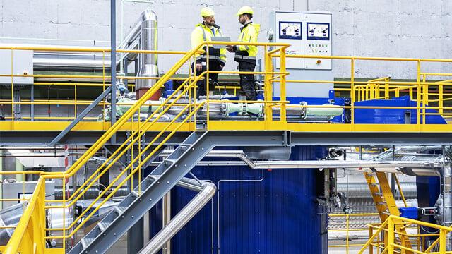 Aalborg boiler service