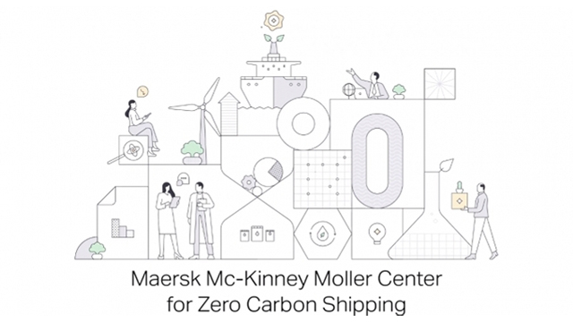 Mærsk Mc Kinney Møller Center for zero carbon shipping 640x360