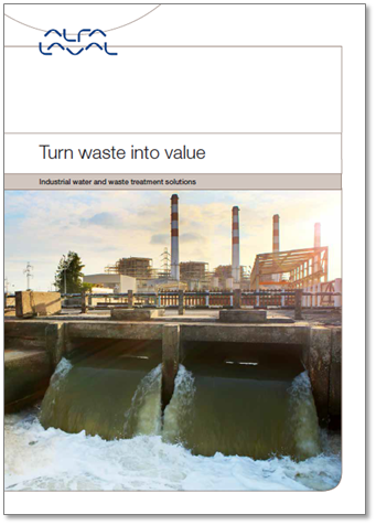 Turn waste into value with Alfa Laval solutions