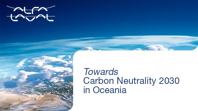 Oceania carbon neutral for Scope 2 milestone 640x360