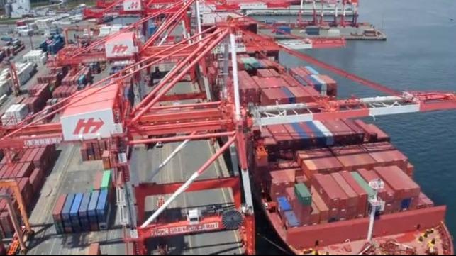haltern container terminal marine equipment Halifax 640x360