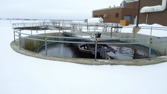 PEI sewage plant solids drying 640x360