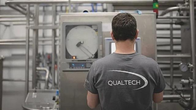 Qualtech pumps valves Canada