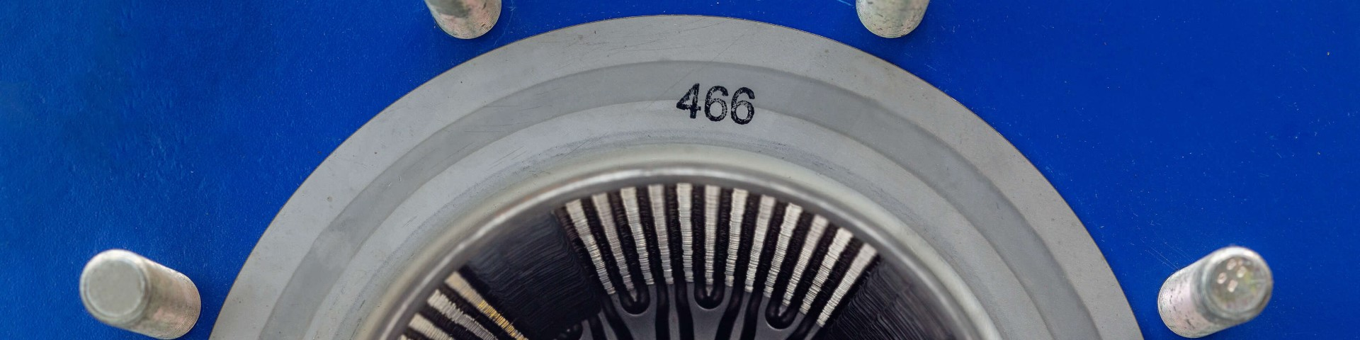 port hole on a plate heat exchanger close-up 1920x480