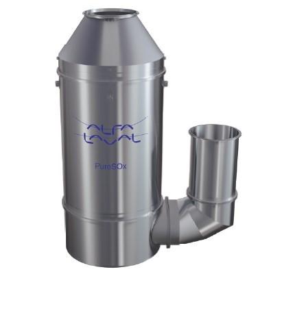阿法拉伐PureSOx脱硫塔系统