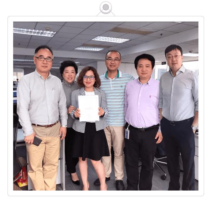 阿法拉伐中国服务团队因卓越服务而获得板式换热器服务奖