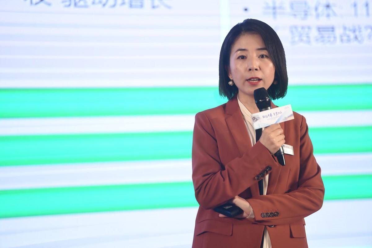 阿法拉伐中国市场与传播部总监 刘丽娜