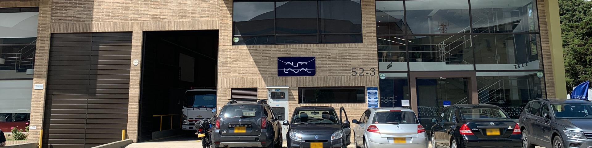 Banners-Alfa-Laval Principal