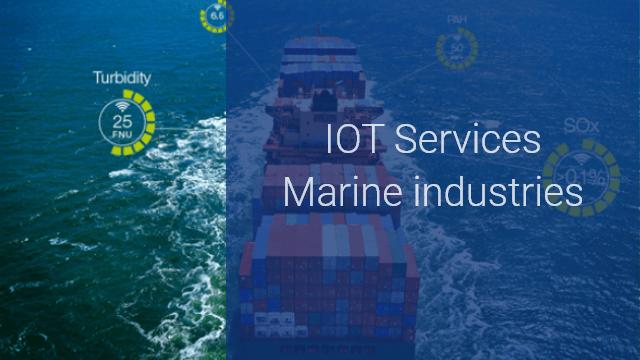 Actu IOT Marine