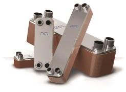 Alfa Laval Forrasztott lemezes hőcserélők