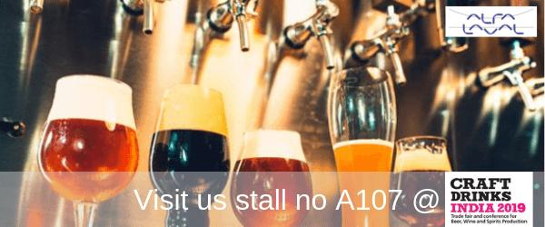 Visit us at stall no A107