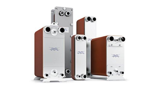 Intercambiador de calor Alfa Laval