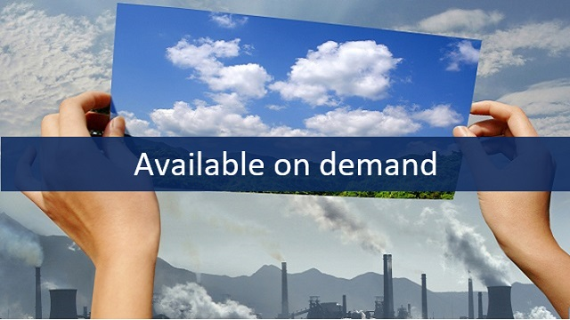 on demand Polution hands sustainability nature sky 1 640x360