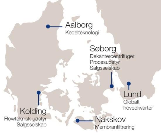 Alfa Laval in Denmark map.jpg