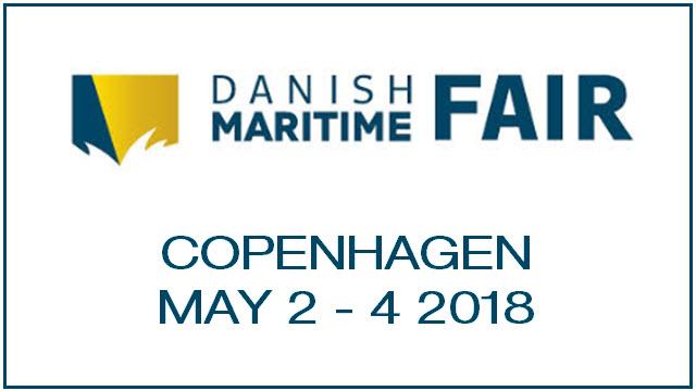 Danish Maritime 2018 logo