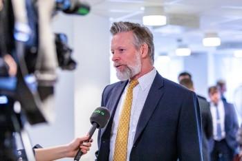 Чрезвычайный и Полномочный Посол Королевства Швеции в России Петер Эриксон - визит в Альфа Лаваль