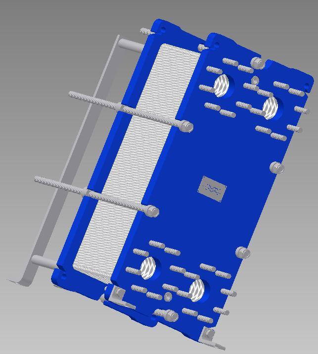 Программа подбора альфа лаваль Пластинчатый теплообменник HISAKA LX-51 Пенза