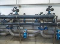 Трубопроводы выгрузки пермеата и химической промывки